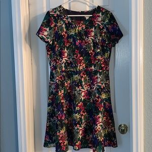 NWT J.Crew Factory Floral Dress